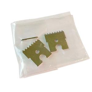 Дополнительный нож для тапенера в комплекте