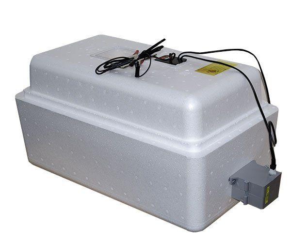 Инкубатор с корпусом из пенопласта